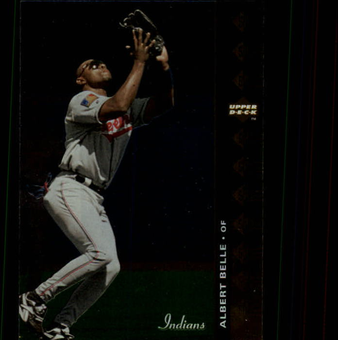 1994 SP #97 Albert Belle