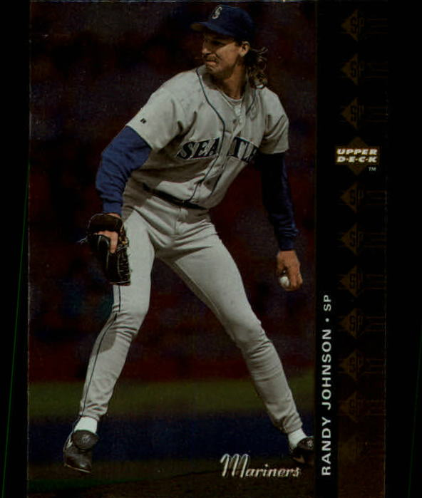 1994 SP #106 Randy Johnson