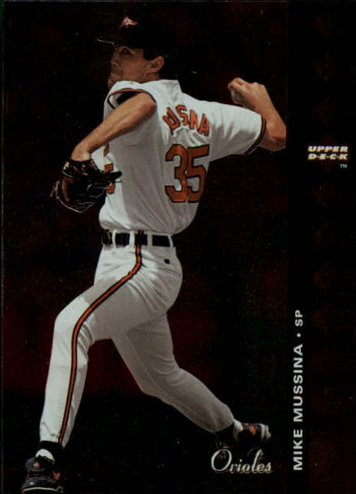 1994 SP #124 Mike Mussina