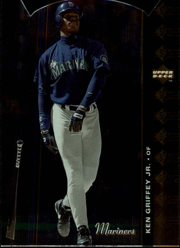 1994 SP Die Cuts #105 Ken Griffey Jr.