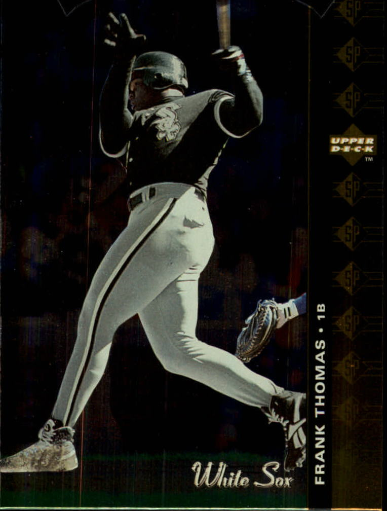 1994 SP Die Cuts #193 Frank Thomas