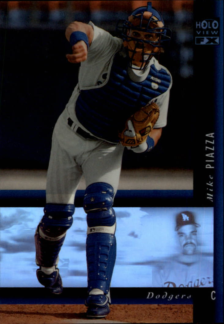 1994 SP Holoviews #29 Mike Piazza