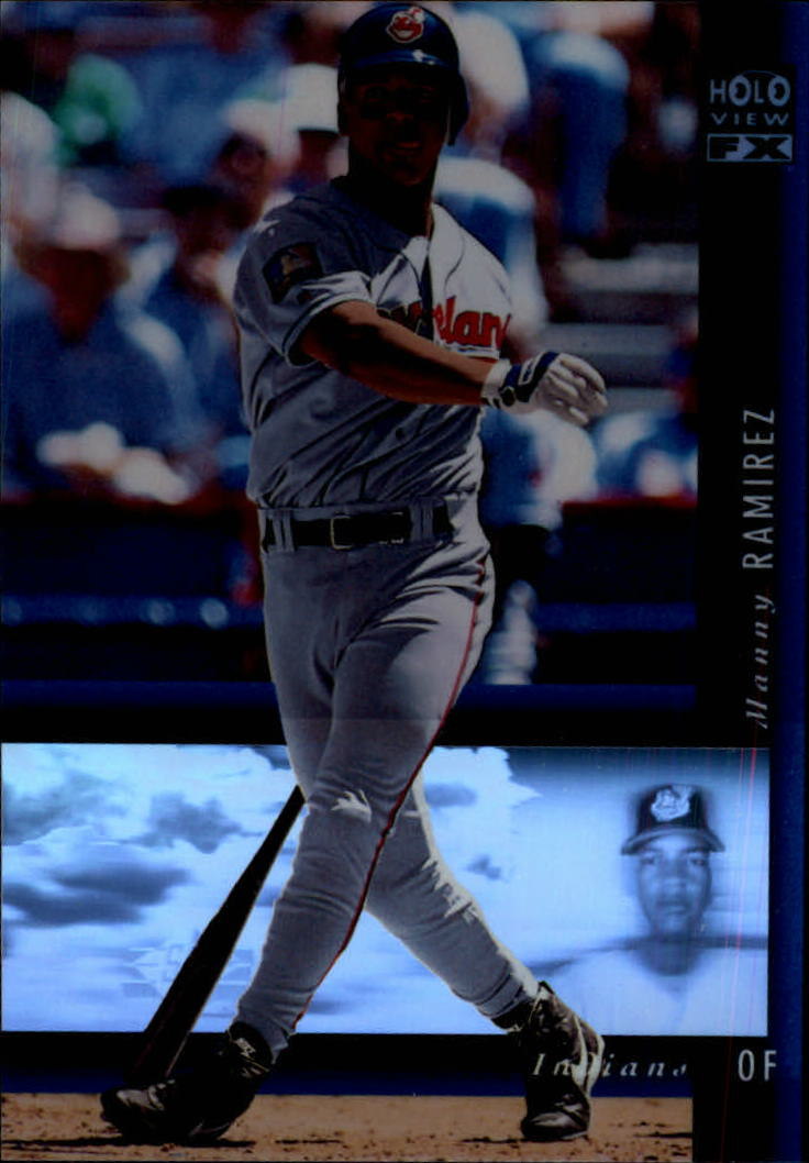 1994 SP Holoviews #31 Manny Ramirez