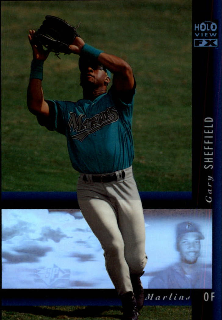 1994 SP Holoviews #35 Gary Sheffield