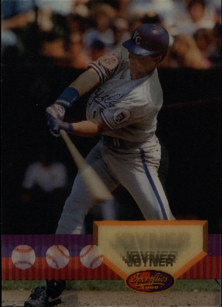 1994 Sportflics #23 Wally Joyner