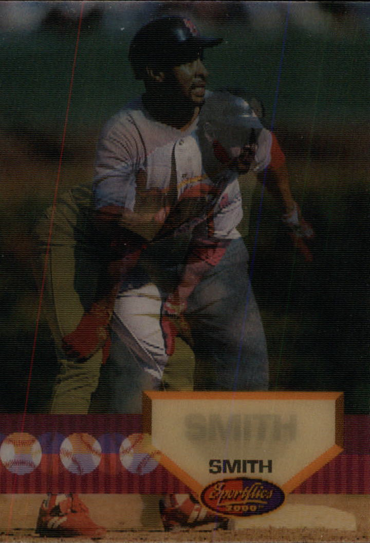 1994 Sportflics #41 Ozzie Smith