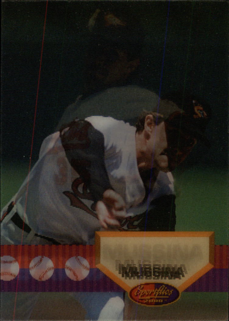 1994 Sportflics #44 Mike Mussina