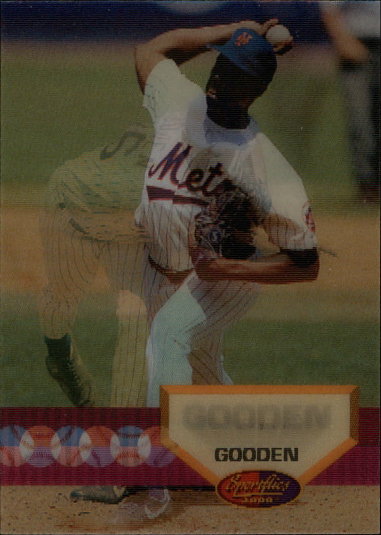 1994 Sportflics #94 Dwight Gooden