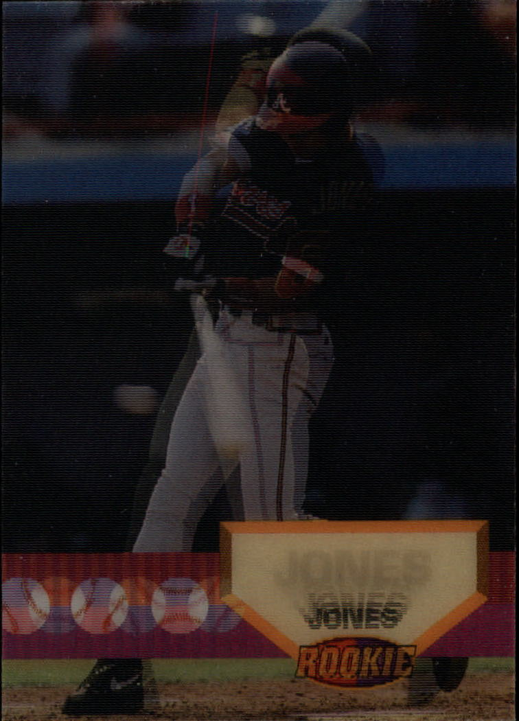 1994 Sportflics #160 Chipper Jones