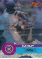 1994 Sportflics Movers #MM7 Sammy Sosa