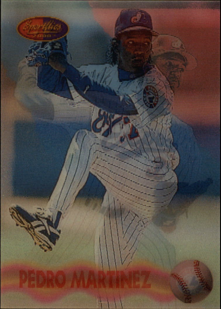 1994 Sportflics Rookie/Traded #16 Pedro Martinez