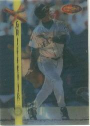 1994 Sportflics Rookie/Traded Going Going Gone #GG4 Ken Griffey Jr.