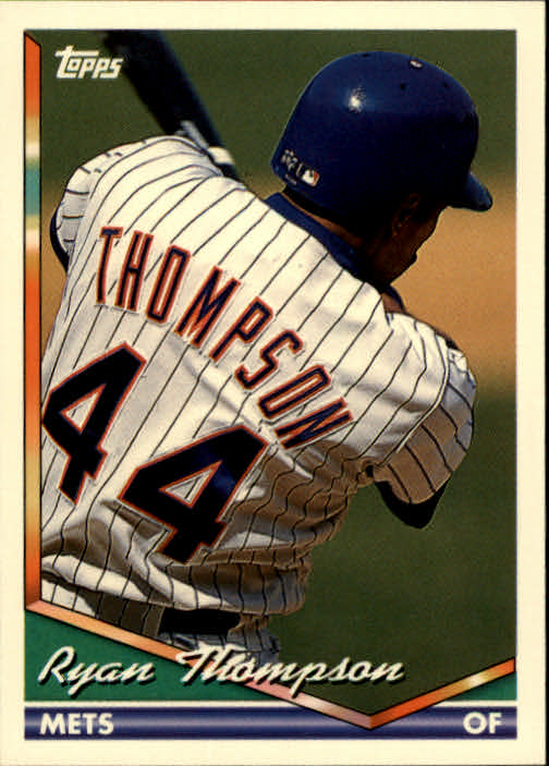 1994 Topps #98 Ryan Thompson
