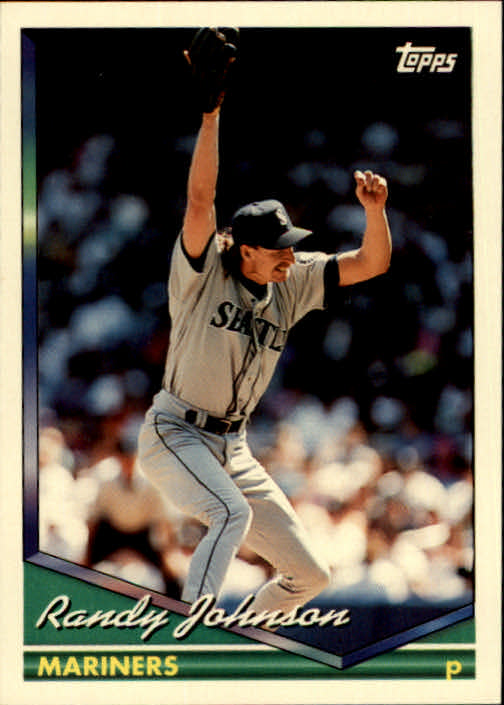 1994 Topps #290 Randy Johnson