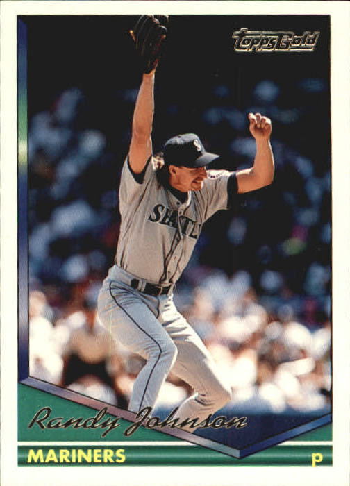 1994 Topps Gold #290 Randy Johnson