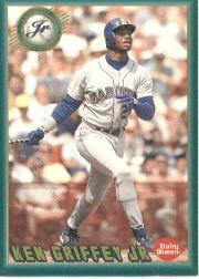 1994 Griffey Dairy Queen #3 Ken Griffey Jr./Hit .327 in 1991