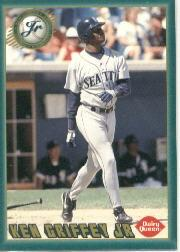 1994 Griffey Dairy Queen #8 Ken Griffey Jr./45 Home Runs in 1993
