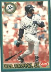 1994 Griffey Dairy Queen #10 Ken Griffey Jr./Looking to 1994