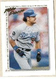1994 O-Pee-Chee Jumbo All-Stars Foil #9 Mike Piazza