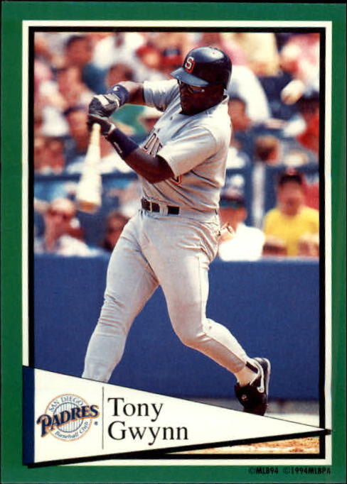 1994 Panini Stickers #256 Tony Gwynn