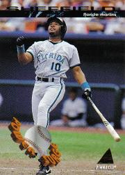 1994 Pinnacle Power Surge #PS15 Gary Sheffield