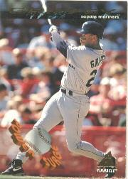 1994 Pinnacle Power Surge #PS23 Ken Griffey Jr.