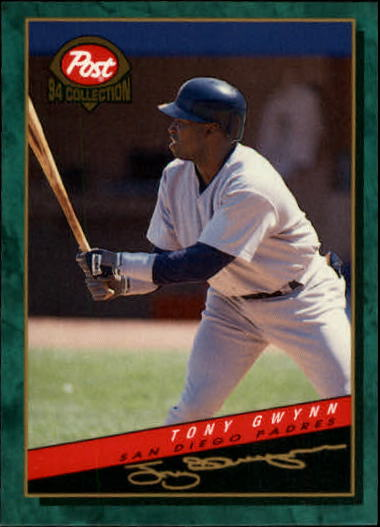 1994 Post #13 Tony Gwynn