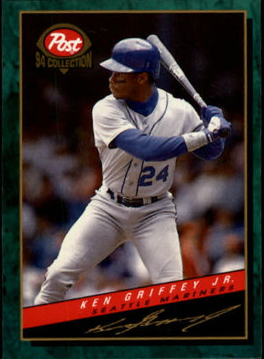 1994 Post #15 Ken Griffey Jr.