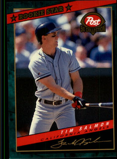 1994 Post #26 Tim Salmon