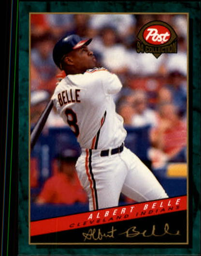 1994 Post #27 Albert Belle