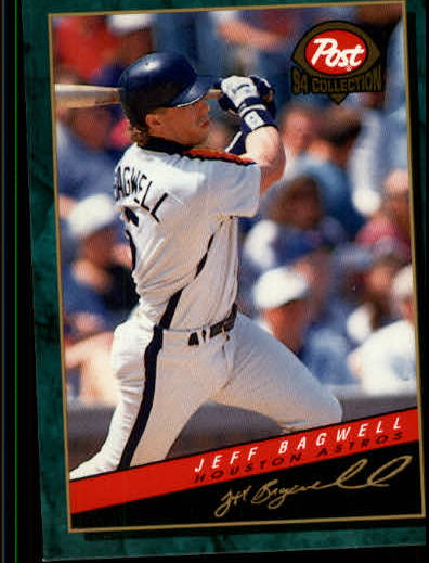1994 Post #29 Jeff Bagwell