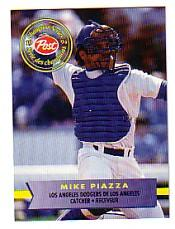 1994 Post Canadian #14 Mike Piazza