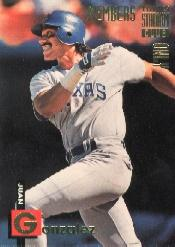1994 Stadium Club Members Only 50 #1 Juan Gonzalez