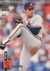 1994 Stadium Club Members Only 50 #7 John Smoltz