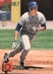 1994 Stadium Club Members Only 50 #9 John Olerud