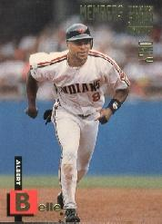 1994 Stadium Club Members Only 50 #18 Albert Belle