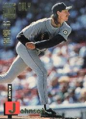 1994 Stadium Club Members Only 50 #22 Randy Johnson