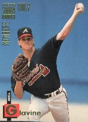 1994 Stadium Club Members Only 50 #23 Tom Glavine