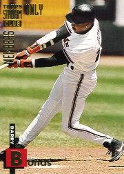 1994 Stadium Club Members Only 50 #24 Barry Bonds
