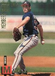 1994 Stadium Club Members Only 50 #42 Greg Maddux