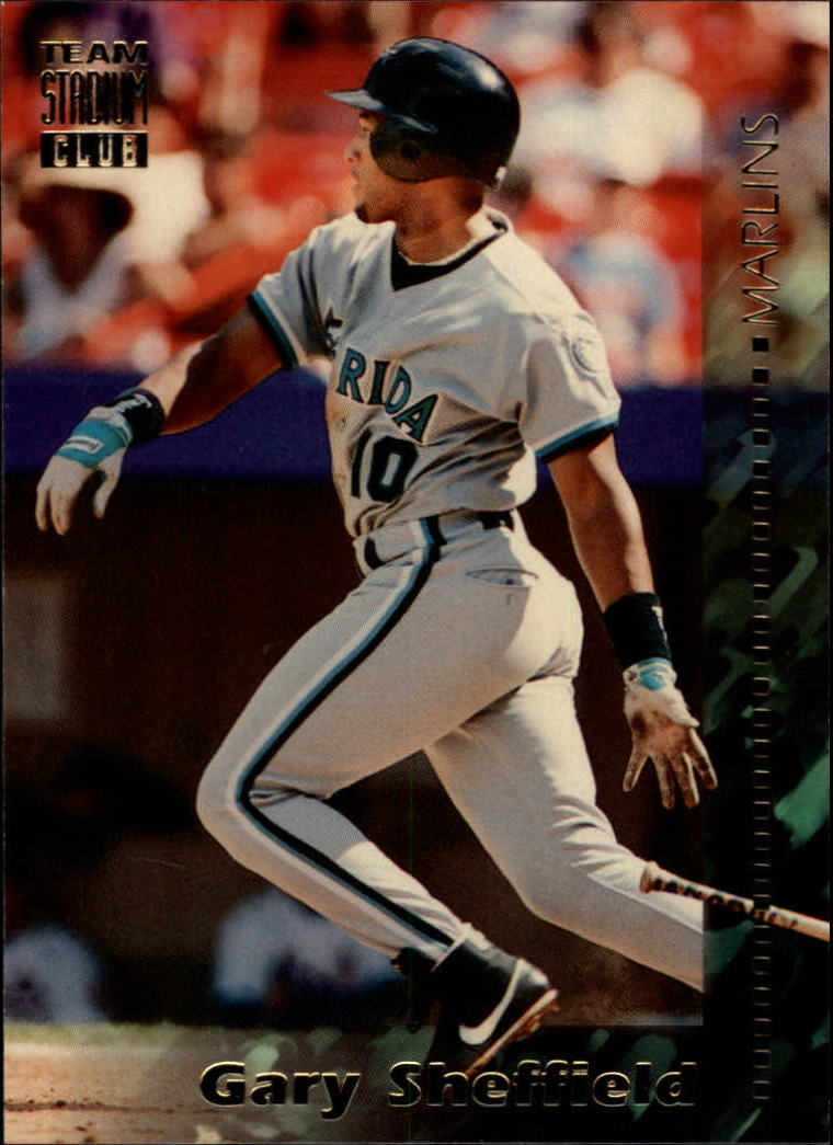 1994 Stadium Club Team #67 Gary Sheffield