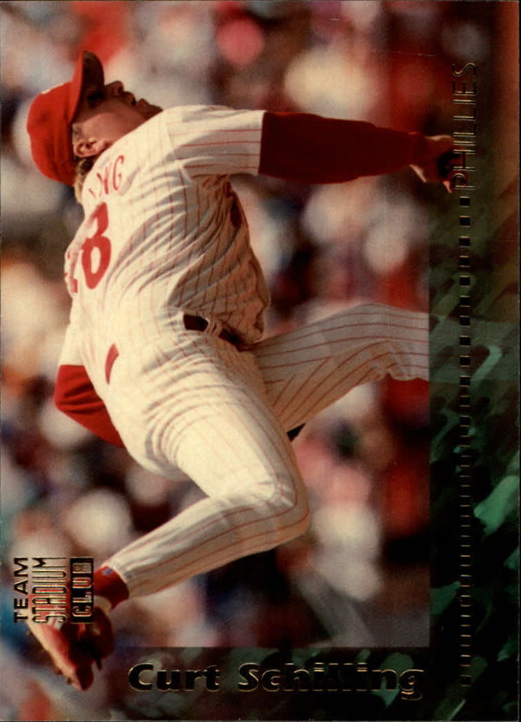 1994 Stadium Club Team #229 Curt Schilling