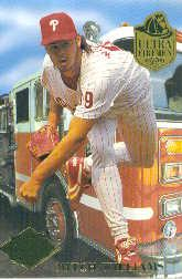 1994 Ultra Firemen #10 Mitch Williams