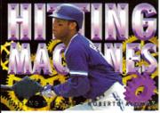 1994 Ultra Hitting Machines #1 Roberto Alomar
