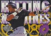 1994 Ultra Hitting Machines #4 Andres Galarraga