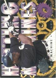 1994 Ultra Hitting Machines #10 Frank Thomas