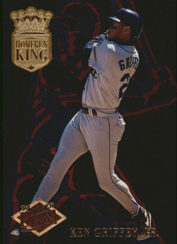 1994 Ultra Home Run Kings #2 Ken Griffey Jr.