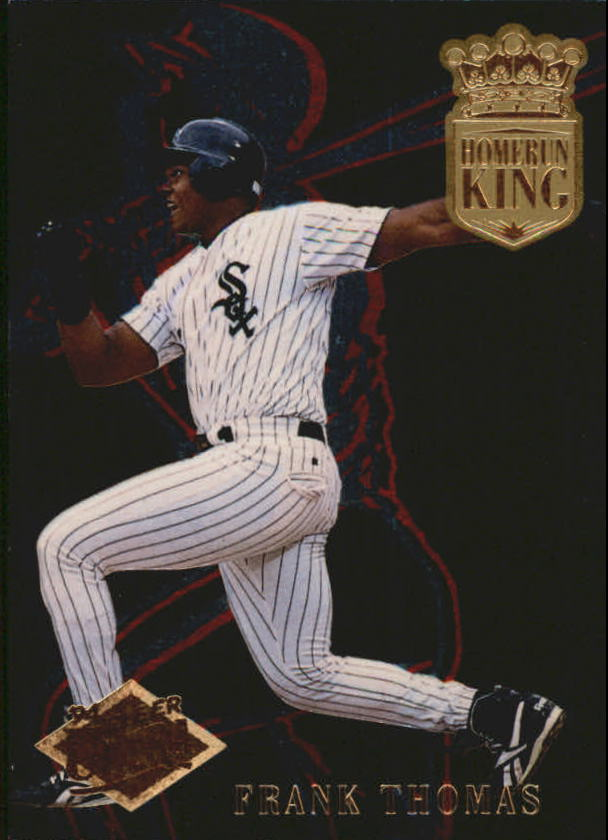 1994 Ultra Home Run Kings #3 Frank Thomas