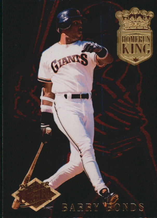 1994 Ultra Home Run Kings #7 Barry Bonds