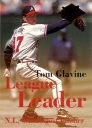1994 Ultra League Leaders #9 Tom Glavine